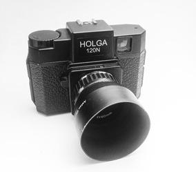 Câmera Holga 120n