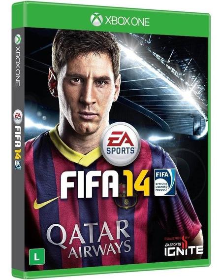 Jogo Xbox One Fifa 14 Lacrado
