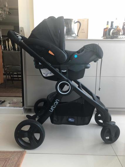Carrinho Para Bebê Urban Chicco Completo