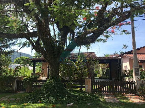 Casa Com 2 Dorms, Praia Da Lagoinha, Ubatuba - R$ 500 Mil, Cod: 1057 - V1057