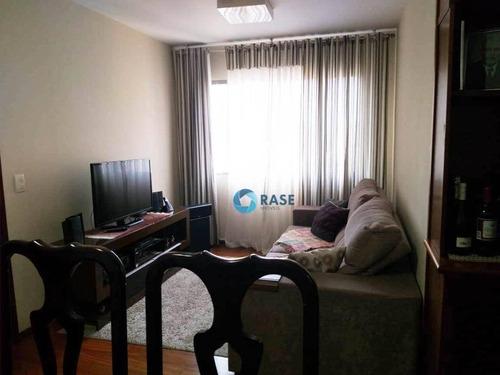 Imagem 1 de 18 de Apartamento À Venda, 72 M² Por R$ 425.000,00 - Socorro - São Paulo/sp - Ap9340