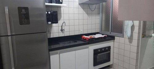 Imagem 1 de 10 de Apartamento Paulicéia - Ap3411