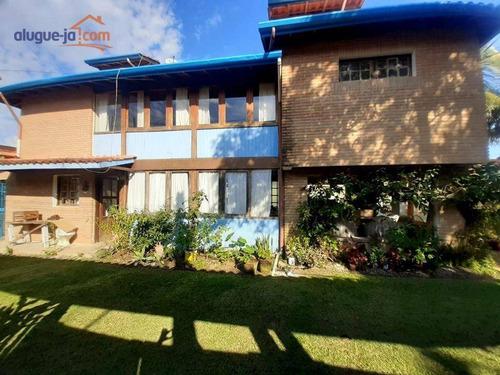 Imagem 1 de 30 de Casa Com 3 Dormitórios À Venda, 200 M² Por R$ 1.200.000,00 - Lázaro (praia Domingos Dias) - Ubatuba/sp - Ca3934