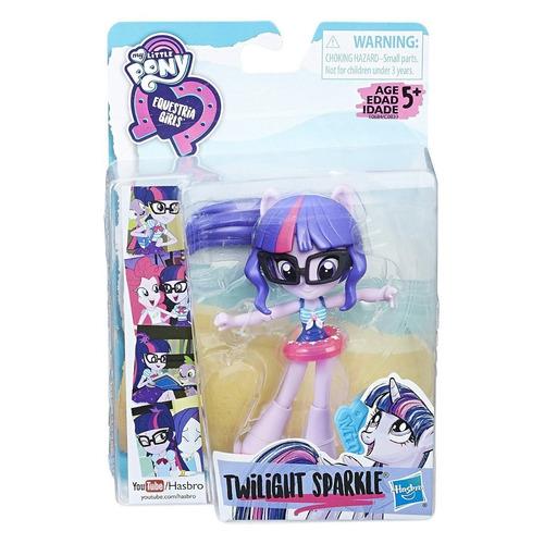 Imagen 1 de 4 de Muñeca My Little Pony Equestria Girl Twilight Sparkle (5897)