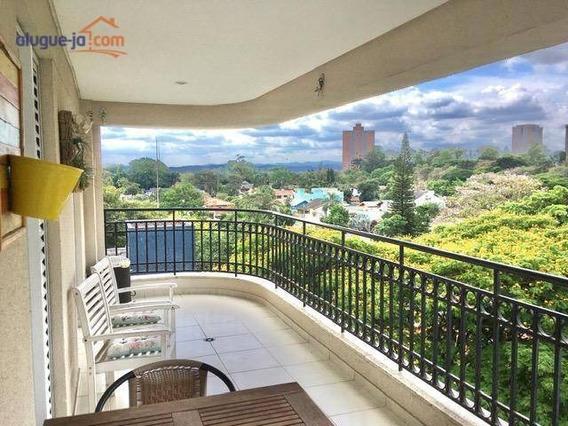 Maravilhoso Apartamento Com 2 Dormitórios E Varanda Gourmet Incrível À Venda, 72 M² Por R$ 550.000 - Vila Adyana - São José Dos Campos/sp - Ap7755