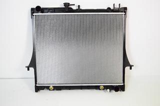 Radiador Chevrolet Dmax 4jk1 2.5 2012-2014