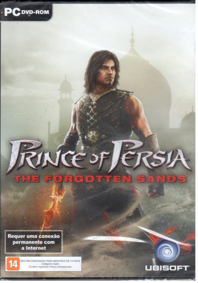 Prince Of Persia Jogo Pc Original Mídia Física Lacrado