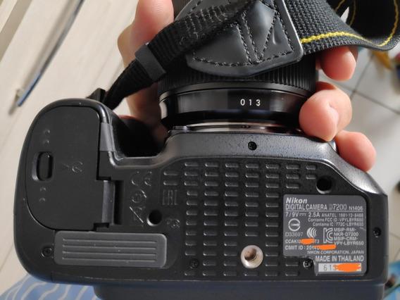 Nikon D 7200 Corpo Somente Retirada