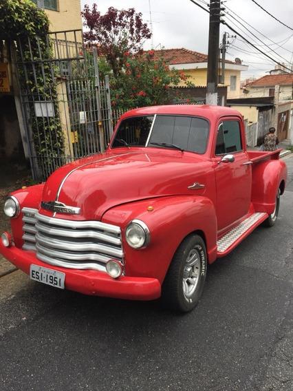 Chevrolet Boca Sapo 1951