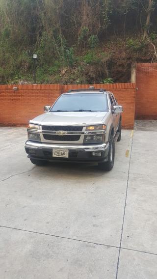 Chevrolet Colorado Motor 3.5 Plata 5 Puertas