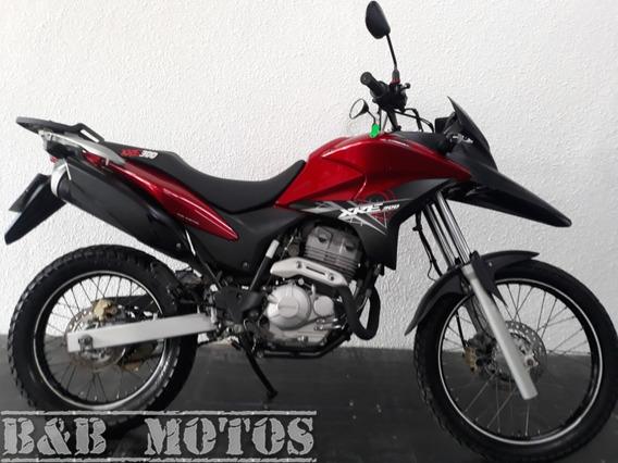 Honda Xre 300 2012 Vermelha N Lander Xtz Tenere