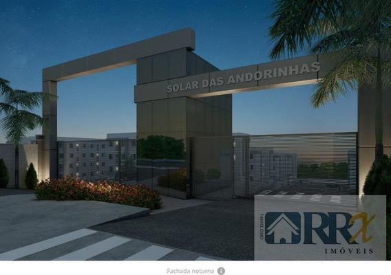 Apartamento/novo Para Venda Em Suzano, Jardim Europa, 2 Dormitórios, 1 Banheiro, 1 Vaga - 192