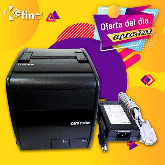 Impresora Termica Solo Se Uso 1 Vez (300vr) Por Favor Lee