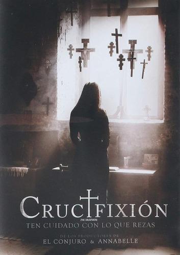Crucifixión Dvd Película Nuevo