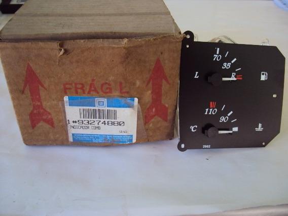 Omega 98 Indicador Combustível Temperatura Novo Original Gm