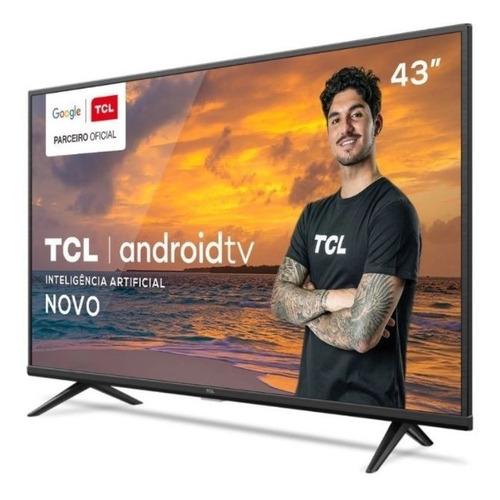 Imagem 1 de 1 de Smart Tv Led Uhd 4k Tcl 43p615 43'' Bivolt Bluetooth