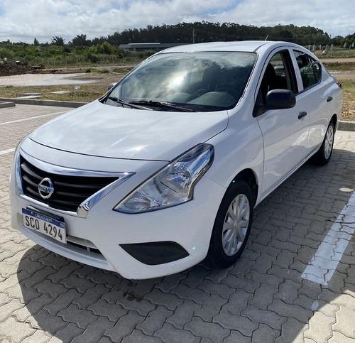 Nissan Versa Drive 1.6 2019