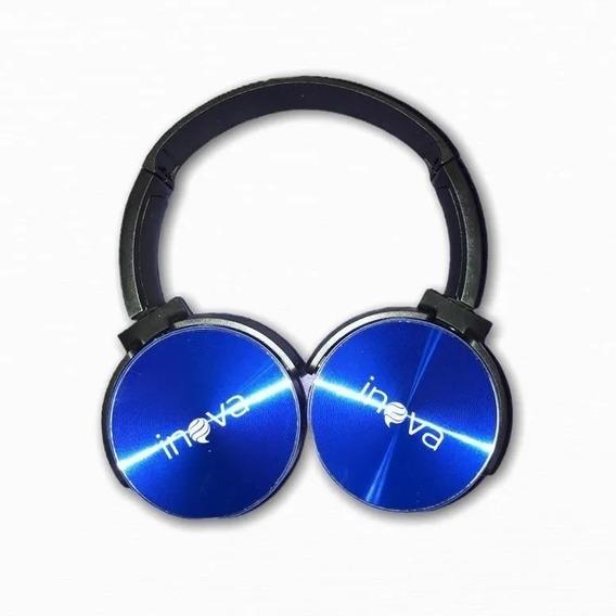 Fone De Ouvido Headphone Bluetooth Inova