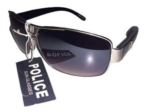 Lentes De Sol Police De Caballero Nuevos Funda Gratis
