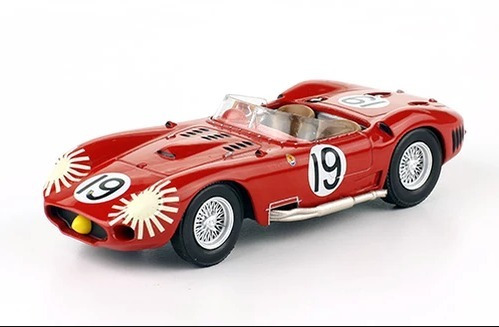 Museo Fangio Nº12 - Maserati 450s (1957)