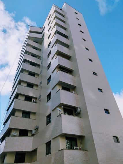 Apartamento No Meireles Com 182m De Área Construida