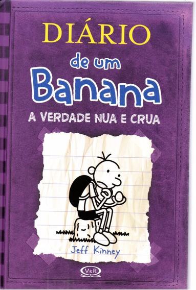 Diario De Um Banana Verdade Nua E Crua Bonellihq Cx295 V20