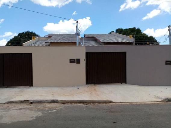 Casa Em Jardim Dom Bosco, Aparecida De Goiânia/go De 80m² 2 Quartos À Venda Por R$ 155.000,00 - Ca248624