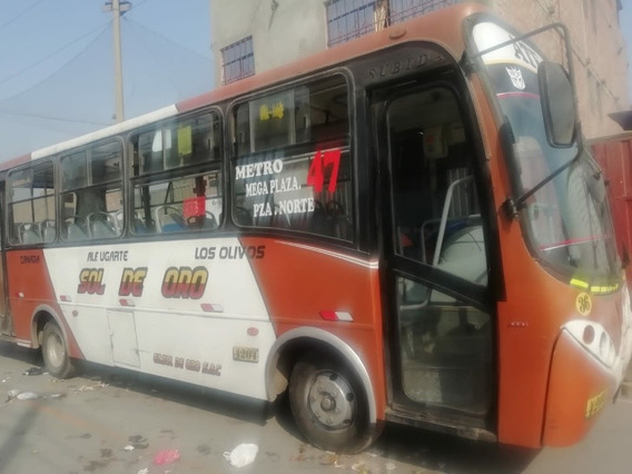 Bus Urbano De 9 Metros