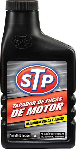 Tratamiento Tapador De Fugas Para Motor Stp 428ml