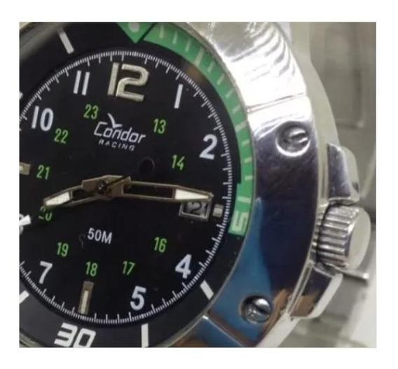 Relógio De Pulso Condor 50m Masculino Quartz T12530 Webclock