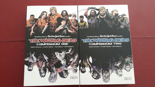 Walking Dead Compendium Volumes 1 E 2 Image Hq