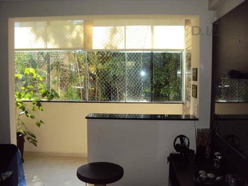 Imagem 1 de 11 de Apartamento Residencial À Venda, Parque Prado, Campinas. - Ap16157