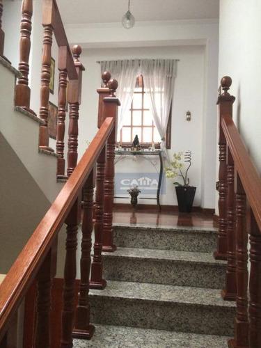 Imagem 1 de 10 de Sobrado À Venda, 300 M² Por R$ 1.200.000,00 - Tatuapé - São Paulo/sp - So14869