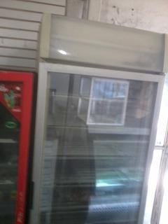 Congelador Vertical Para Exhibicion De Productos