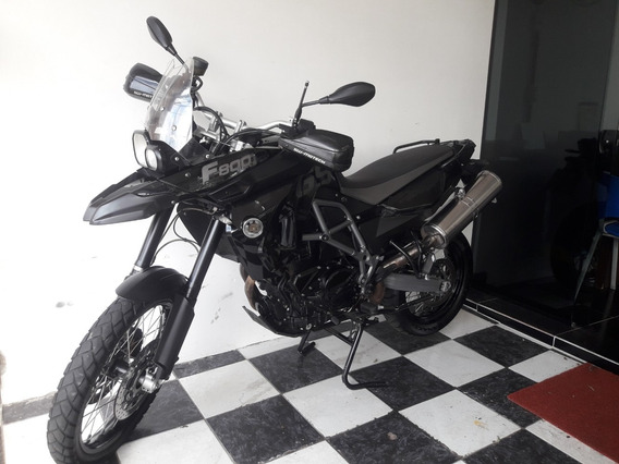 Bmw F 800gs Triple Black 2012 Tebi Motos