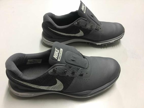 Presente Pai Tênis Nike Lunarlon Tam 10 - 27cm Com Cadarço
