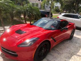 Chevrolet Corvette Stingray Z51 2014 Rojo
