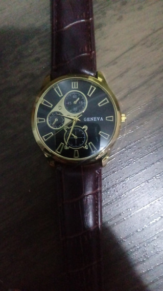 Relógio Geneva Barato
