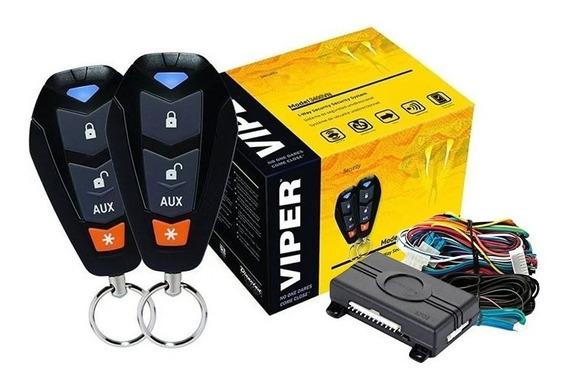 Nueva Alarma Barata Viper 3400v Para Automóvil Con Controles