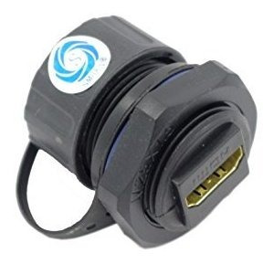 Smakn® M25 Waterproof Hdmi Coupler Female To Female
