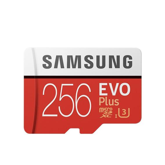 Cartão Micro Sd Samsung Evo 256gb Classe 10