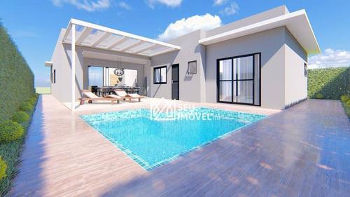 Casa Com 3 Dormitórios À Venda, 215 M² Por R$ 1.590.000,00 - Condomínio Reserva Saint Paul - Itu/sp - Ca2198