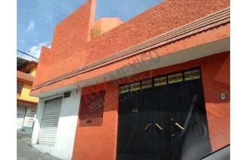 Naucalpan, Alfredo V. Bonfill, Casa Con Accesoria Lista Para Habitarse.