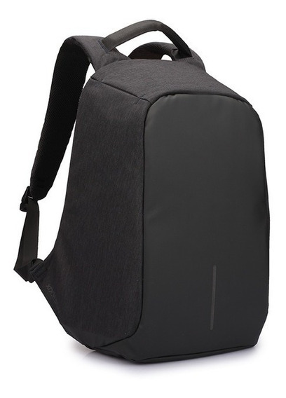 Mochila Backpack Antirrobo Impermeable Usb Laptop Tablet