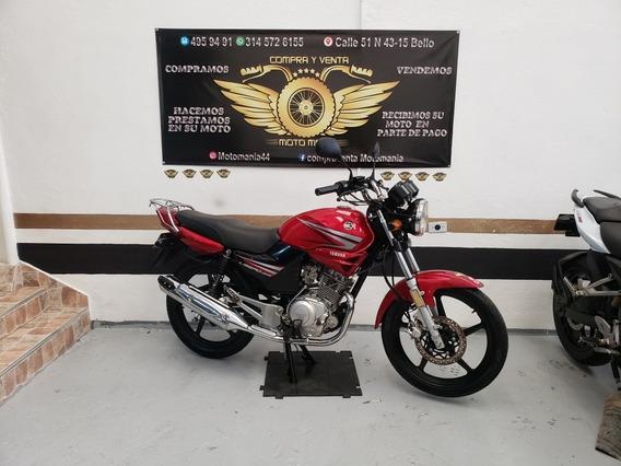 Yamaha Libero 125 Mod 2015 Al Día Traspaso Incluido.
