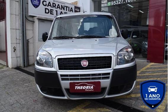 Fiat Doblo 1.8 Essence 7l 2017
