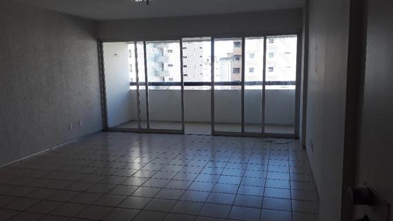 Apartamento Em Espinheiro, Recife/pe De 145m² 3 Quartos Para Locação R$ 1.500,00/mes - Ap575200
