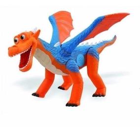 Brinquedo Dinossauro Dragon Menino C/ Som - Frete Grátis