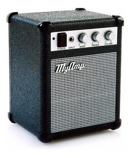 Parlante Mini Amplificador My Amp Portátil Usb