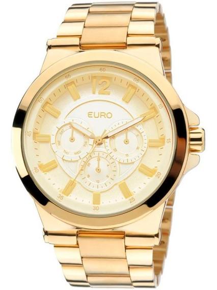 Lindo Relógio Euro Eu6p29aeg